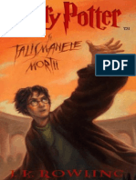 7. J.K.rowling - Harry Potter Si Talismanele Mortii