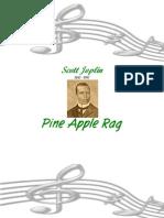 Joplin Pineapple Rag
