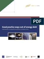Good Practice Way Out of Energy Debt BROCHURE