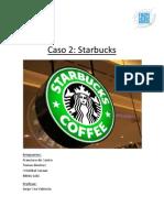 Caso 2 Starbucks