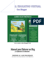 Manual para elaborar un blog