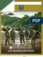 Revista FFAA - El Enemigo Como Sistema, Caso Colombia