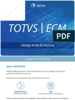 Kits Totvs Ecm