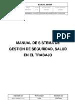 Manual de Sistema de Gestion de s.s.t