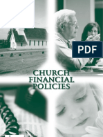 Church Financial Policies