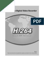 H.264 DVR User's Manual