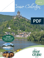 River Cruise line 2013-2014
