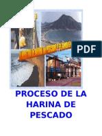 Proceso de La Harina de Pescado