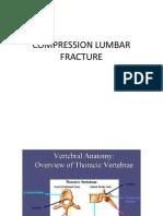 Compression Lumbar Fracture Kane Erni.