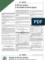 diario oficial de nova iguaçu - 08 de maio de 2013.