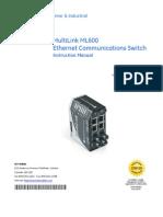 Manual ML600 - GE