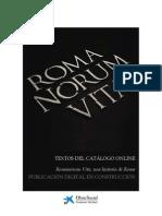 Textos Catalogo Online Romanorumvita1