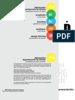 DIP diplomados departamento de diseño ODG