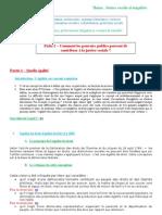 Fiche 2 - Action Des Pouvoirs Publics