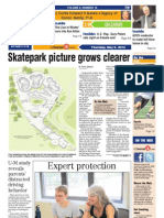 The Ann Arbor Journal front page, May 9, 2013