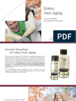 Flyer Antiaging