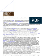 Biografias de Cientificos de Biologia