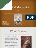 orbital mechanics aristotle presentation