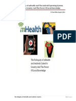 mHealth Coded in Country Report