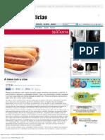 À mesa com a crise - Notícias Magazine - DN