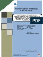PERFIL TECNICO Nº 36761 LOS LIBERTADORES - ACORIA FEB 2012