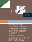 Satyajeet Hr Audit Ppt Final