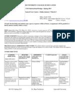 eg 5213 instructional design syllabus