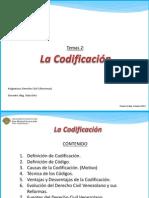 Tema 2 -La Codificacion