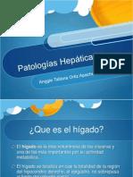 Patologías Hepáticas