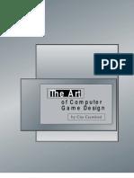 Chris Crawford - The Art of Computer Game Design