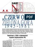 """""""Czerwona"""" Zielona Góra 1945-1981 - """"Niezależna Gazeta Polska"""", 4 stycznia 2008"""