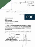 PL01918 Ley de delimitación territorial Surco San Juan