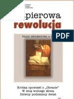 """""""Papierowa rewolucja"""" – dodatek specjalny do """"Kuriera Szczecińskiego"""""""