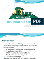 Distribution Strategy- Maninder Ppt