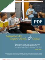 Sequential Art, Graphic Novels & Comics