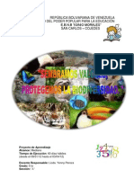 Portada de Proyecto 2do Lapso 2012 5to A