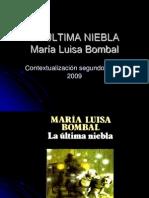 Contextualización Niebla