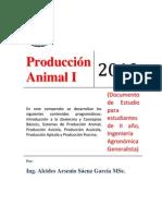 Producción Animal I -Ing. Agrn., FAGRO v2