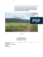 Ghana Sustainability Report