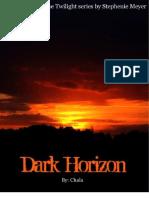 Dark Horizon- The Twilight Saga