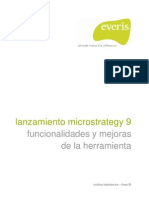 MicroStrategy 9