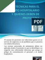 Tecnicas Para El Aislamiento Hospitalario