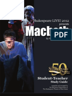 Macbeth Study Notes