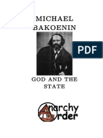 Bakoenin, Michael - God and the State