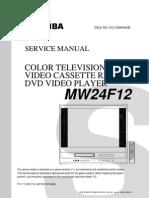 MW24F12Toshiba Manual de Servicio Ok