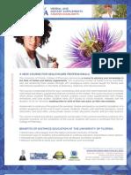 HerbalDietary Flyer