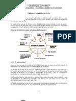 Indicadores Evaluación Financiera I-2013