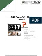 AskIT PowerPoint 2011 Level2