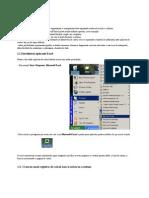 Toate Componentele, Functiile Si Utilizarile Aplicatiei EXCEL - PARTEA 1