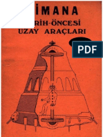 VİMANALAR -TARİH ÖNCESİ UZAY ARAÇLARI